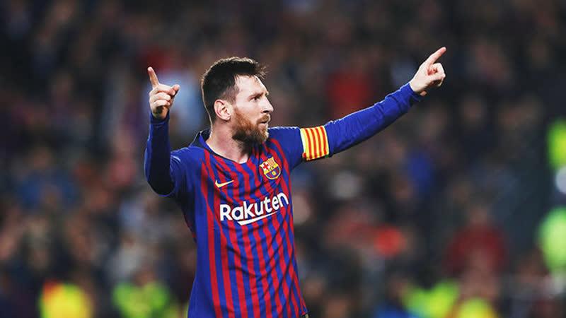 Messi  PVS 