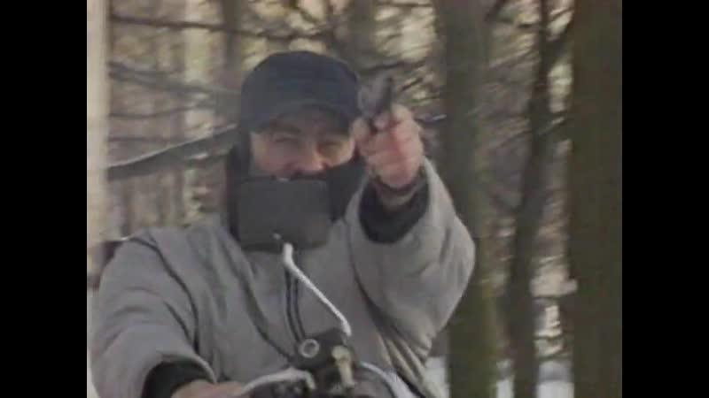 Агент национальной безопасности 1-2 серия на VHS