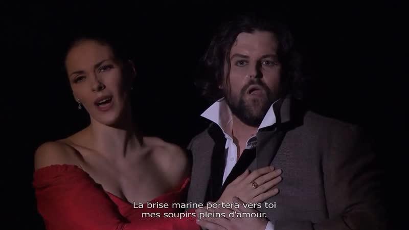 Gaetano Donizetti Lucia di Lammermoor Лючия ди Ламмермур Авиньон 2016