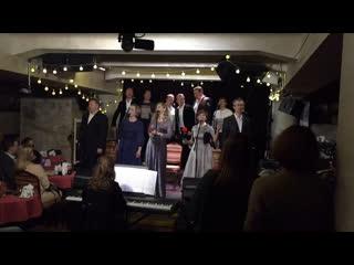 Концертная версия мюзикла Норд Ост в Гнезде глухаря  года