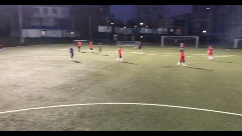 Бавария 2 Лефортово 4:0