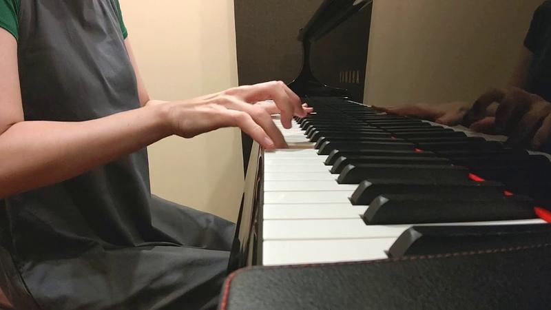 マクロスF「ライオン」 弾いてみた【一部】【Instagram用1分】【練習動画】