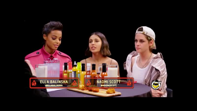Charlies Angels INVADES Hot Ones! Together were hotter!Kristen Stewart Nov 14 2019 The Last Dab