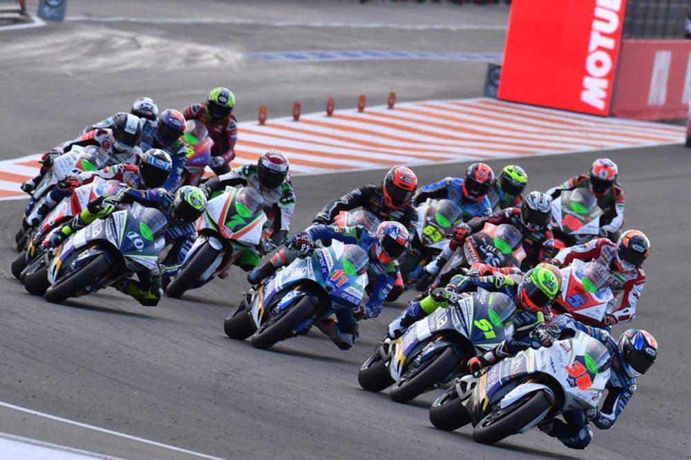 Маттео Феррари выиграл титул MotoE 2019
