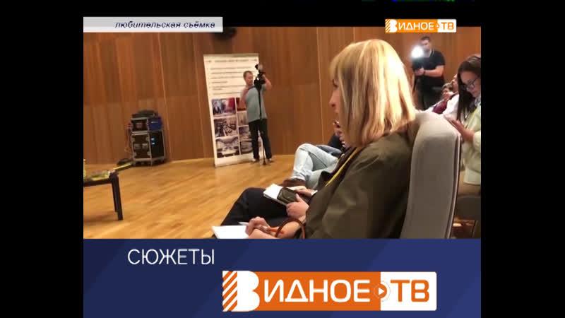 Герой нашего времени победа телеканала Видное ТВ на телеконкурсе
