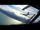 Alaska Helicopter Air to Air Refueling (Unedited)