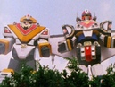 Power Rangers In Space All Megazord Fights Episodes 2 43