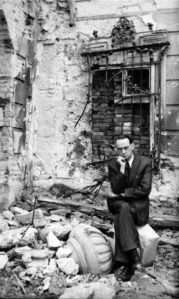 Швейцарский дипломат Карл Луц, спасший 62 тысячи человек во время войны, Будапешт, 1945 год
