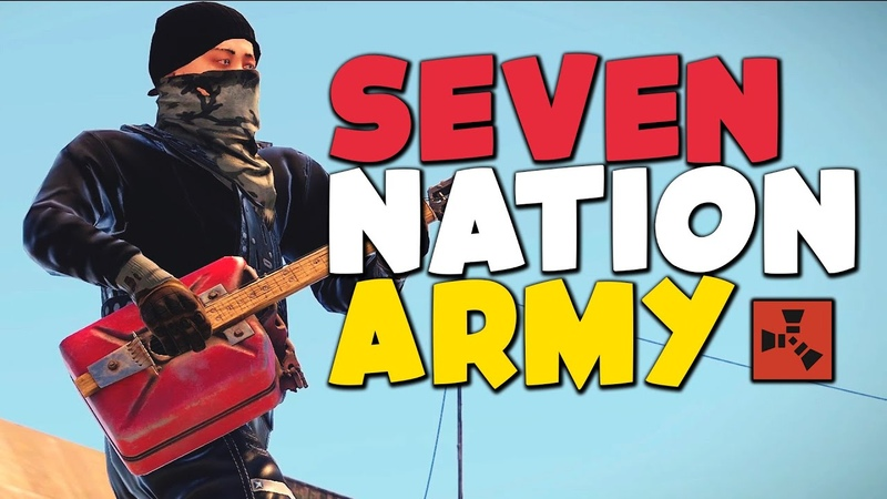 Seven Nation Army - Rust Instruments