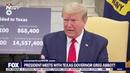 CASE DROPPED: President Trump responds to DOJ decision regarding Michael Flynn