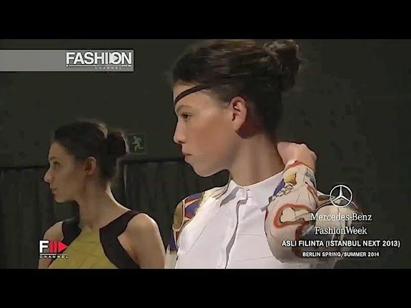 ASLI FILINTA Spring 2014 Berlin - Fashion Channel