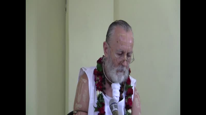 Е.М. Ганеша Прабху 10.09.2011, Бхакти-Сангама.