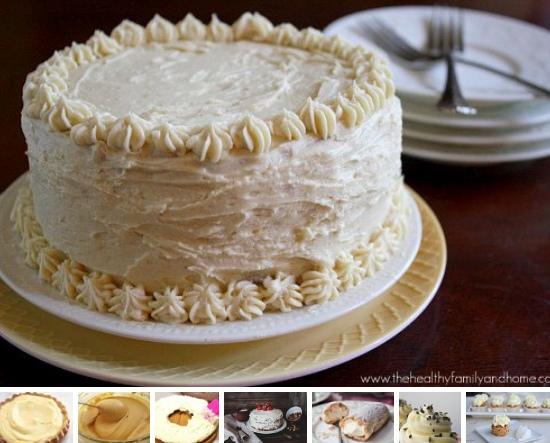 8 обалденных кремов для тортов, которые делаются в два счета