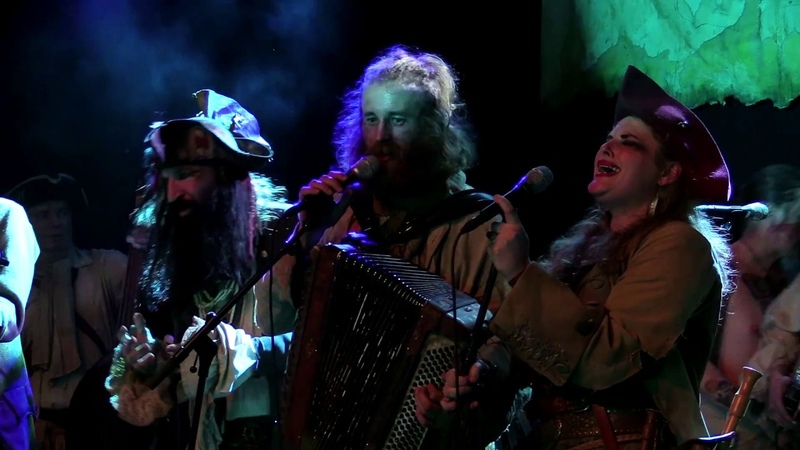 Ye Banished Privateers Live 2014: 05 - You and Me and the Devil Makes Three