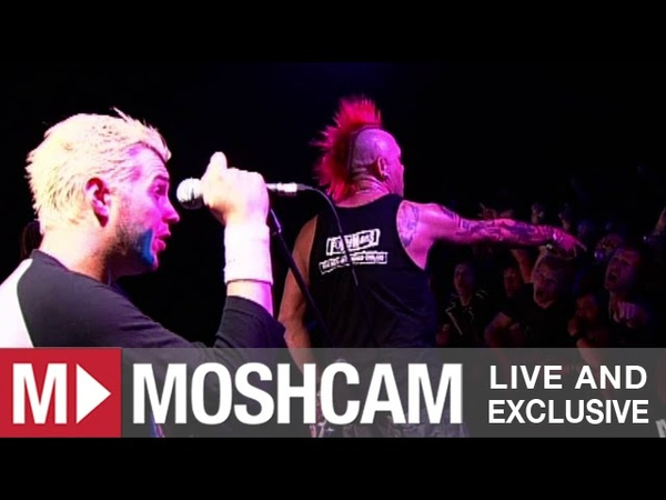 The Exploited Punk's Not Dead Live in Sydney Moshcam