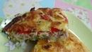 Рецепт запеканки из кабачков с фаршем и сыром