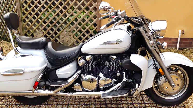 Мотоцикл Yamaha Royal Star XVZ1300 2006 годв