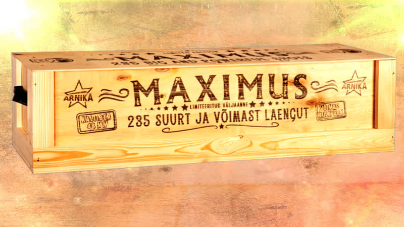 Maximus 2019 xfire.ee