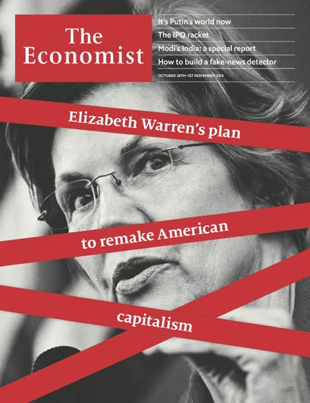 The Economist USA - 26 October 2019