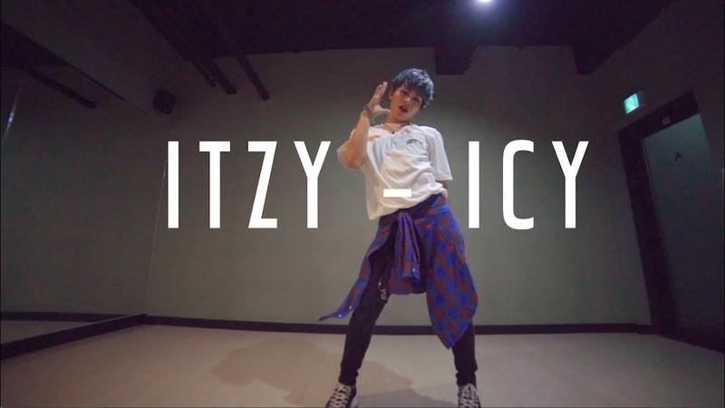 [YOUTUBE] Kang Leo 201994 Itzy - Icy Leo Kang (강레오) Dance Cover