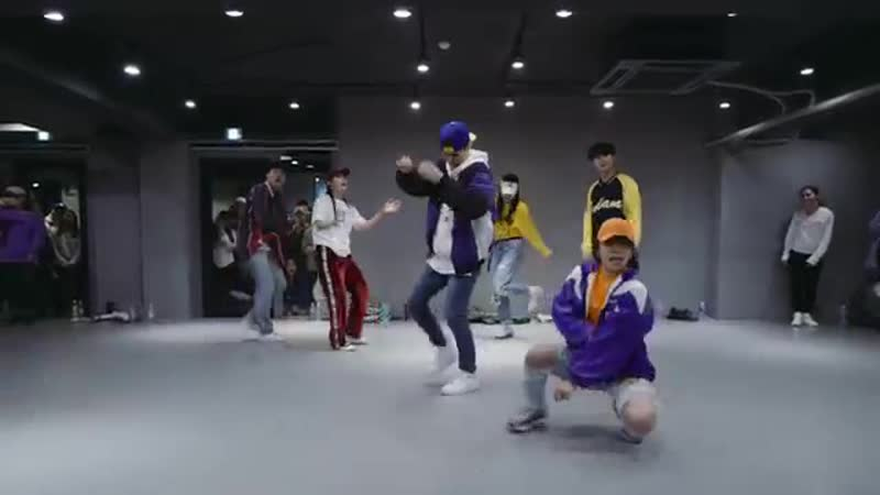 Finesse - Bruno Mars ft. Cardi B _ May J Lee X Austin Pak Choreography