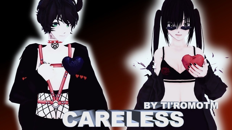 MMD MEME Careless Motion DL By Ti'TomoTM