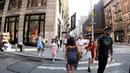 ⁴ᴷ⁶⁰ Walking NYC Narrated SoHo Manhattan July 10 2019
