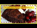 Cherry Pie With Chocolate / Bon Appetit