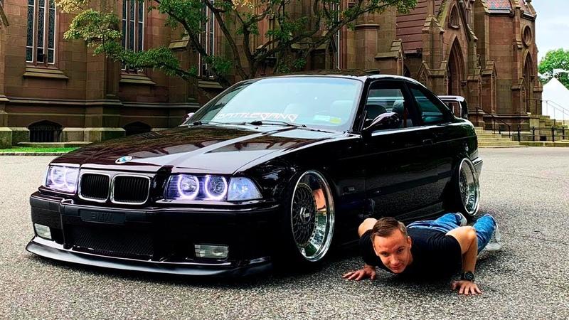 МАЛЕНЬКИЙ ЗВЕРЬ! BMW E36 M3 250 Л.С. ЗА 75000$