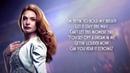 Loren Allred NEVER ENOUGH LYRIC VIDEO The Greatest Showman Soundtrack