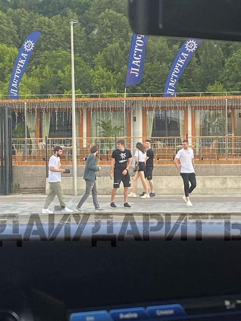 «Спартак» отдыхал в «Ласточке»