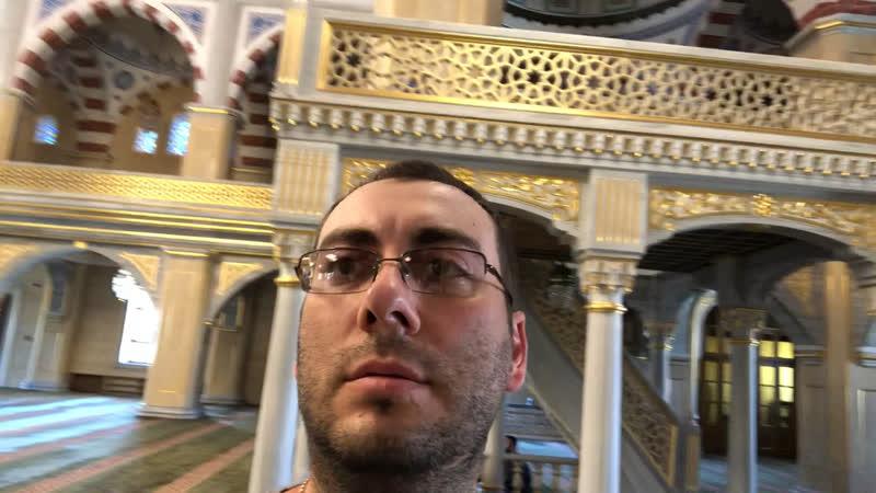 Грозный. Мечеть «Сердце Чечни».