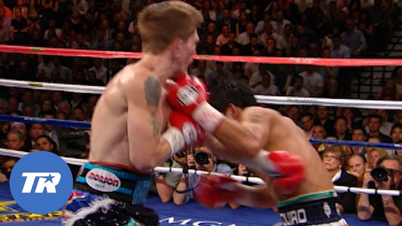 Manny Pacquiao vs Ricky Hatton FREE FIGHT ON THIS DAY