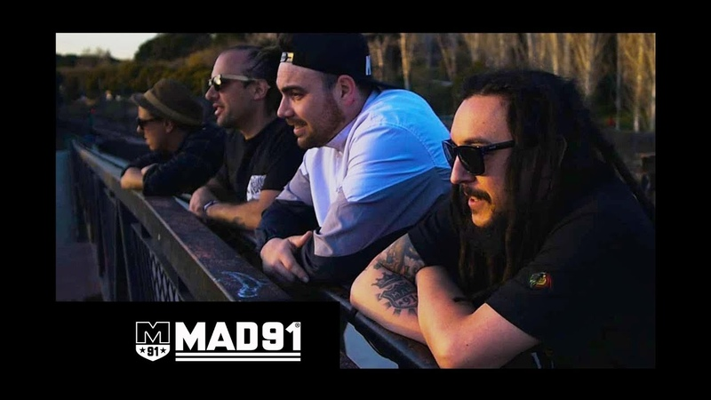 Mad Division Herman@ feat Morodo Squid · VÍDEO OFICIAL