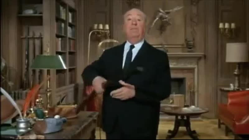 Alfred Hitchcock The Birds Trailer