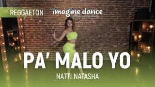 Pa' Malo Yo - Танец под музыку | by Лера Лебедева. Реггетон для начинающих. Онлайн школа танцев