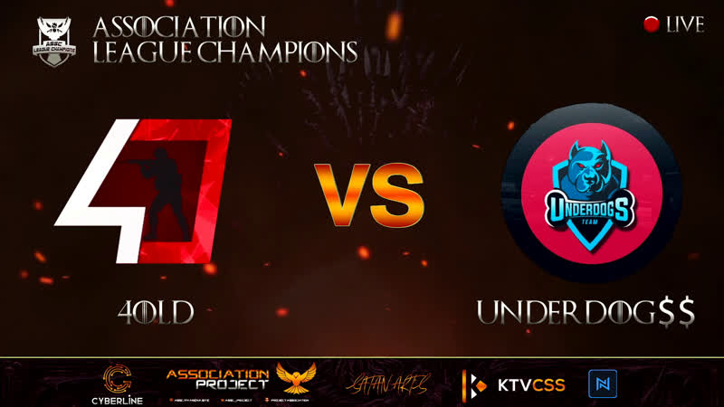 ASSC LEAGUE CHAMPIONS SUPERMAJOR 4 CSSv34 4OLD VS UNDERDOGSS @bo3 20 00