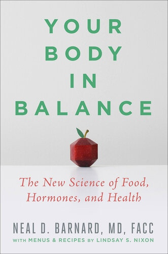 Your Body in Balance by Neal D Barnard