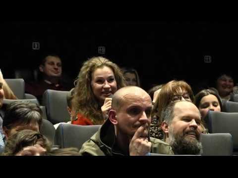 Сміх долає страх неполіткоректна комедія про пригоди бійців АТО в українському прокаті