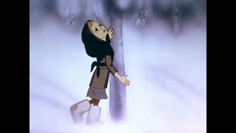 Партизанська снігуронька 1981