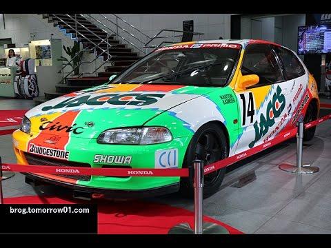 Honda Jaccs Civic 1993 Group A 14