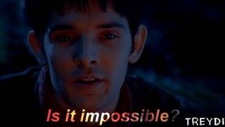 Arthur x Merlin [Rewrite The Stars] Merlin BBC (Music Video) {4 YEARS ANNIVERSARY MY EDIT}