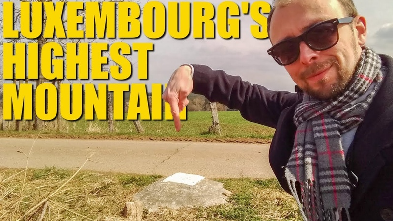 Luxembourg v Netherlands: Who Has The Best Mountain?