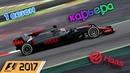 F1 2017 КАРЬЕРА 1 СЕЗОН - РОССИЯ ГОНКА ЧАСТЬ 1 10