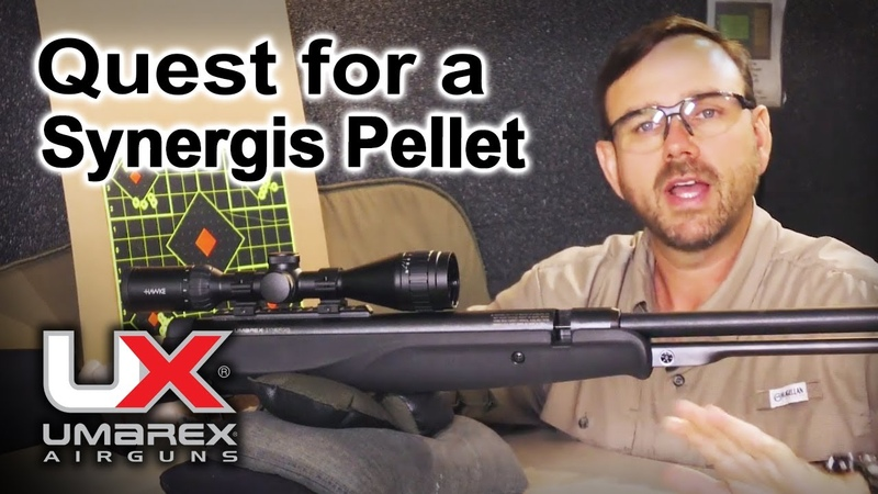 Quest for Best Pellet for Synergis 12 Shot Air Rifle : Umarex Airguns