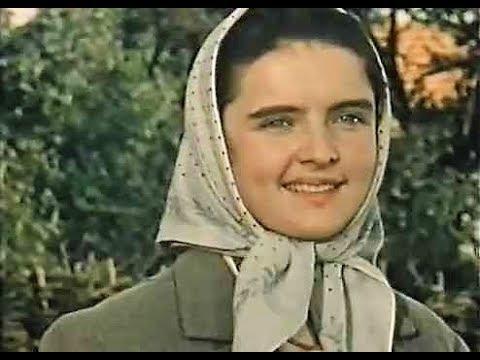 Конец Чирвы Козыря 1957 красавицы Роговцева и Носова