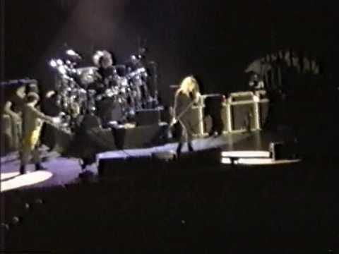 Page Plant Oberhausen 1998 Wanton Song Heartbreaker Sound from the Video Camera