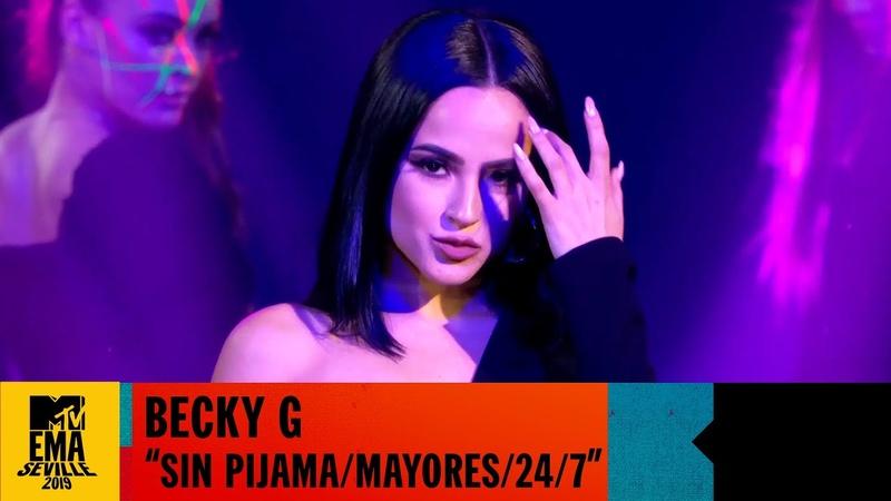 CAIUS 24 7 Sin Pijama Mayores Live MTV EMA