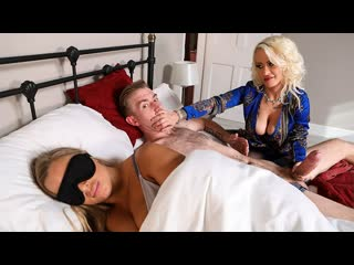 Petite princess eve - out like a light (milf, big tits, blonde, blowjob, tatoo)