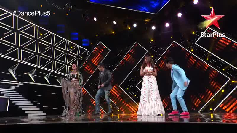 We can't get enough of this Salman Khan and Sonakshi Sinha dance!! Is this going to be your chill move of the season - DancePlus